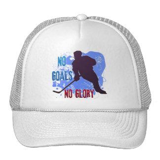 NO GOALS NO GLORY TRUCKER HAT