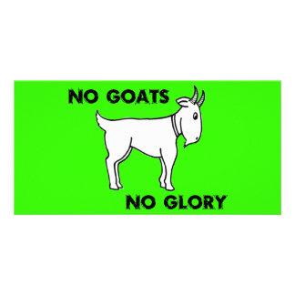 No Goats No Glory Card
