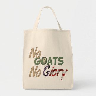 No Goats No Glory Tote Bag