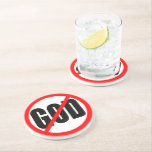 "&quot;NO GOD&quot; COASTER<br><div class=""desc"">&quot;NO GOD&quot; COASTER</div>"