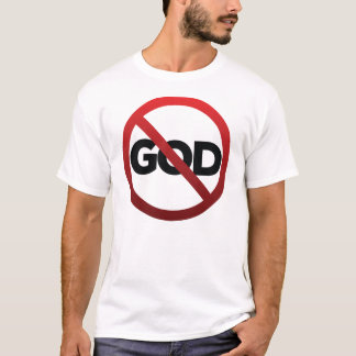 No God T-Shirt
