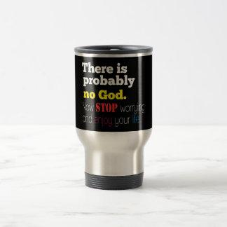 no god travel mug