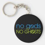 No Gods. No Ghosts. Keychains