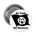 no gods no masters pins