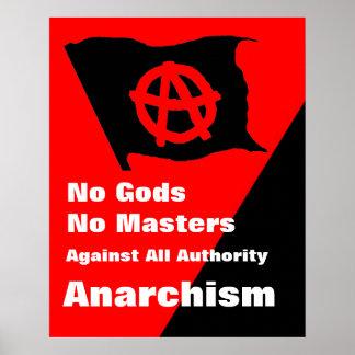 no gods no masters poster