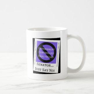 No Government Controlled Healthcare Mug