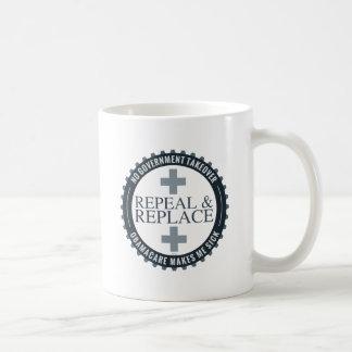 No Government Takeover Classic White Coffee Mug