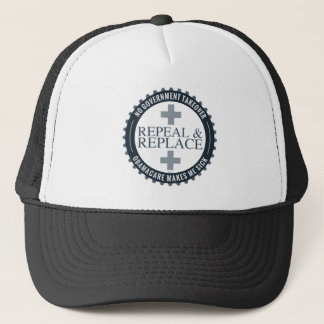No Government Takeover Trucker Hat