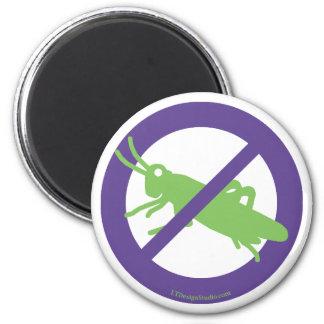 No Grasshoppers - Magnet