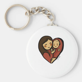 No Greater Love, Mommy and baby Keychain