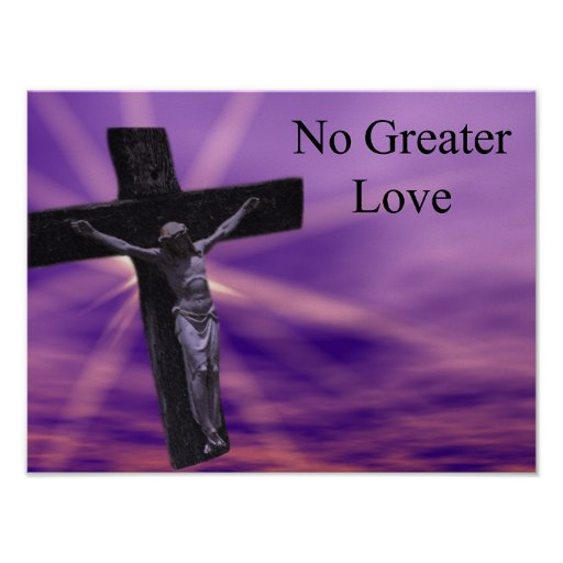 No Greater Love ~Print~