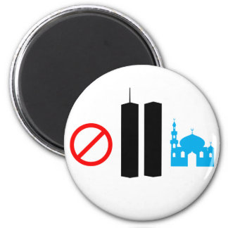 No Ground Zero Mosque Magnet