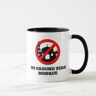 No Ground Zero Mosque Mug