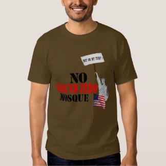 No Ground Zero Mosque Shirt