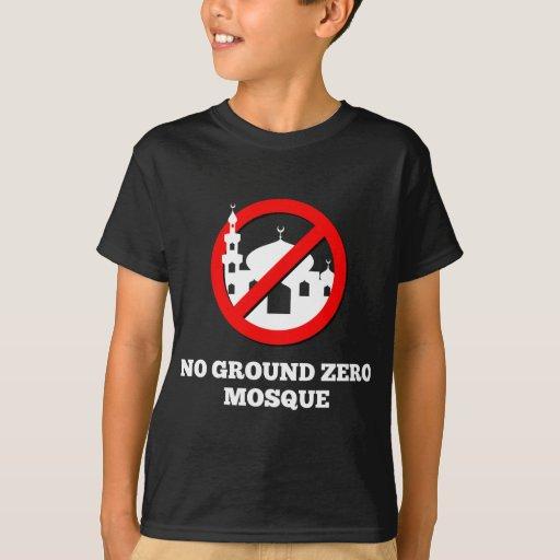 No Ground Zero Mosque T-Shirt