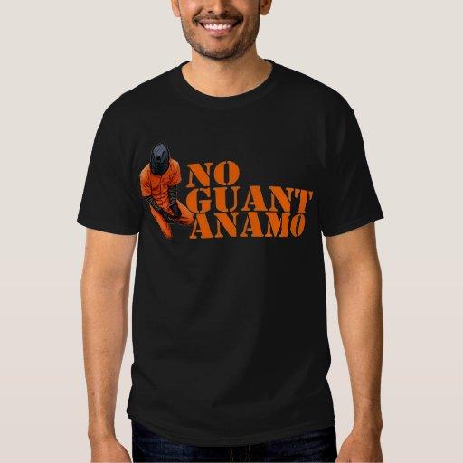 No Guantanamo T Shirt