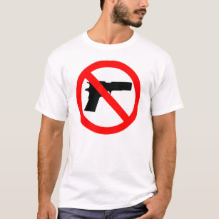 Anti Gun T Shirts T Shirt Design Printing Zazzle