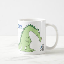 NO GUTS, NO GLORY by Sandra Boynton Coffee Mug