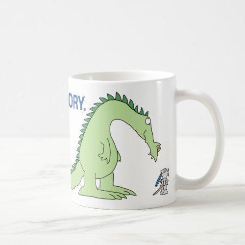 NO GUTS, NO GLORY by Sandra Boynton Coffee Mug