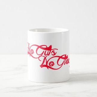 No Guts, No Glory Coffee Mug