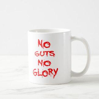 No Guts No Glory Coffee Mug