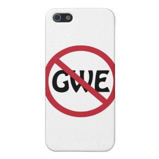 No GWE Case For iPhone 5/5S