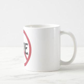 No GWE Coffee Mug