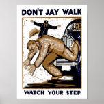 No hace el paseo de Jay Impresiones