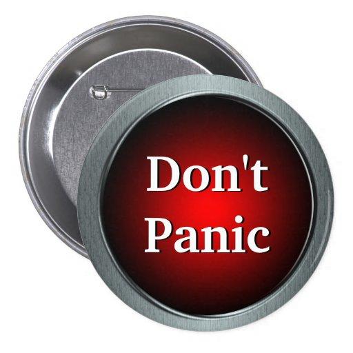 No hace el Pin del botón de pánico