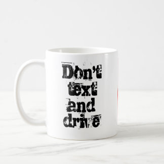 No hace el texto una impulsión taza de café