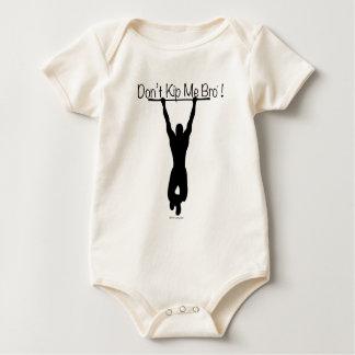 No hace Kip yo camiseta de Bro Mameluco De Bebé