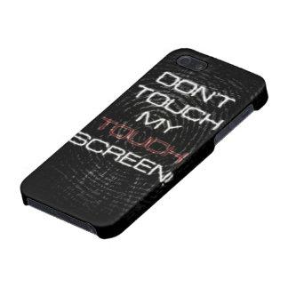 No hace la pantalla táctil iPhone 5 fundas