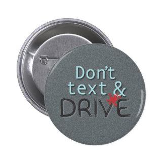 No hacen el texto y el botón de la impulsión