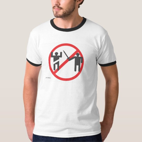 No Hacking T-Shirt