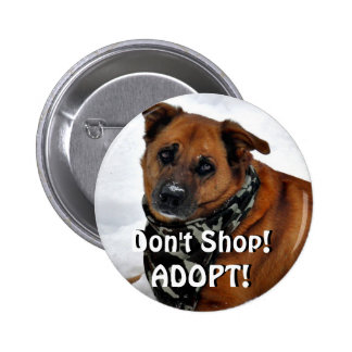 No haga compras adoptan el Pin