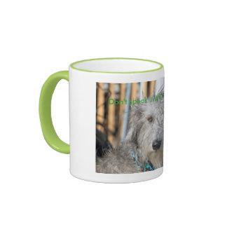 No haga la taza de las mañanas