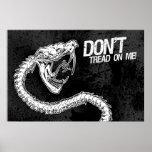 ¡No haga! (Pisada en mí) Poster