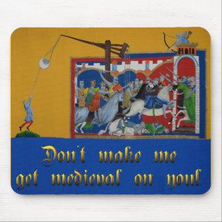No haga que consigue… Mousepad