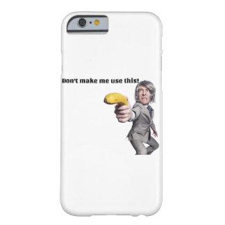 ¡No haga que utiliza esto! Funda Barely There iPhone 6