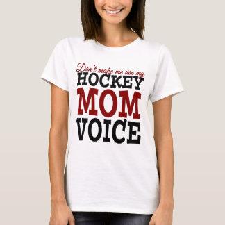 No haga que utiliza mi camiseta de la voz de la
