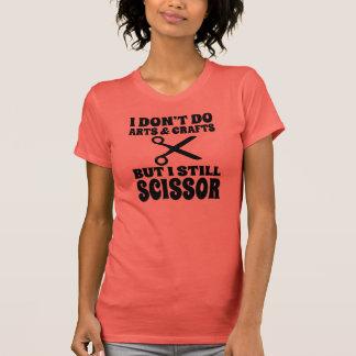No hago artes y artes camisetas