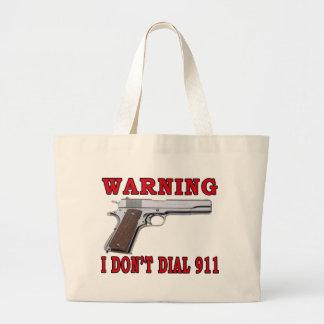 No hago marco 911 bolsas de mano
