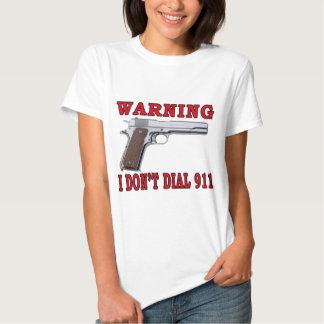No hago marco 911 remera