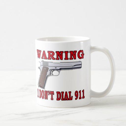 No hago marco 911 tazas de café