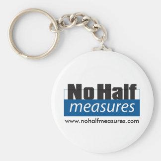 No Half Measures - Keychain
