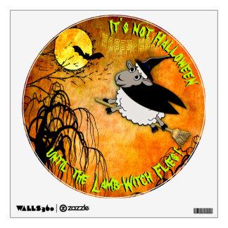 No Halloween 'hasta Cordero-Bruja vuela Vinilo