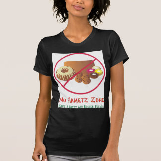 No Hametz Zone T-Shirt