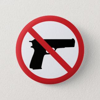 No Handguns Button