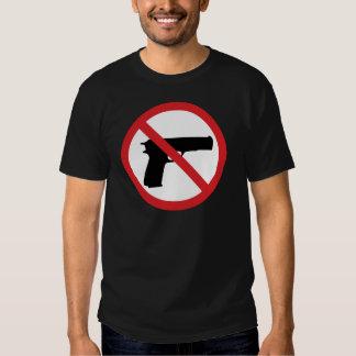 No Handguns T Shirt