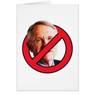 No Harry Reid Card